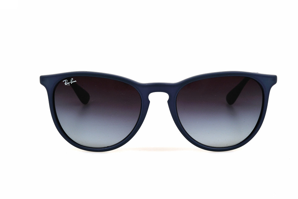 0703c59ef5 Black Ray Bans With Blue Gradient « Heritage Malta