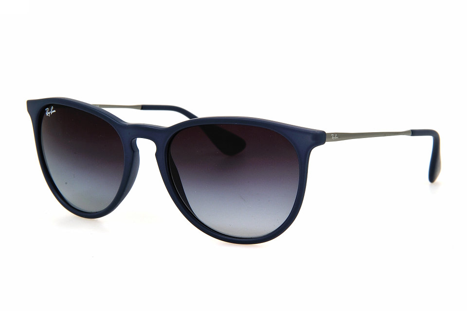 dae6e81792 Black Ray Bans With Blue Gradient Erika « Heritage Malta