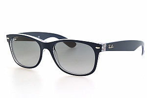 new wayfarer  Ray Ban RB 2132 New Wayfarer 901 black