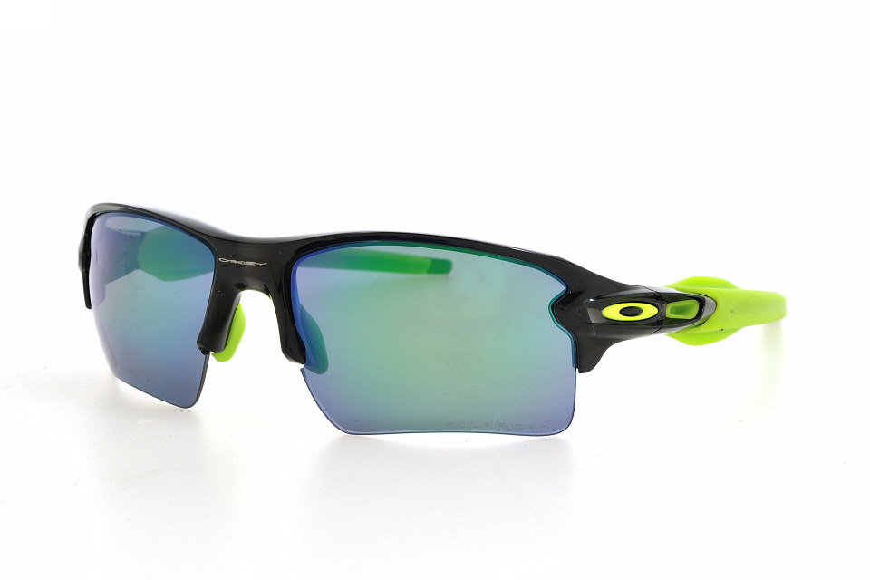 a82877ae3a Oakley 9188 Flak 2.0XL 09 black ink-jade iridium polarized