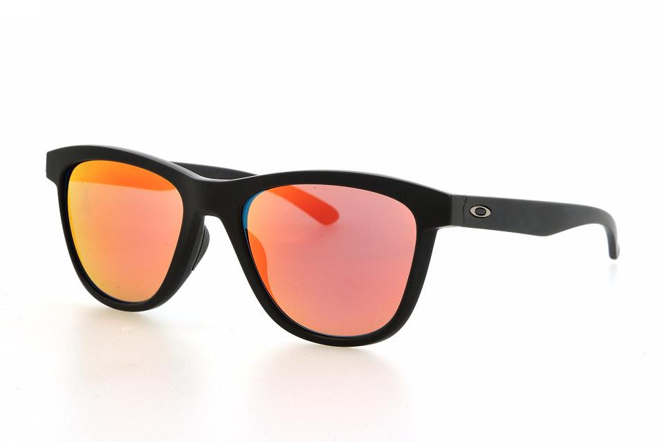 Oakley Sonnenbrille Moonlighter, UV 400, schwarz