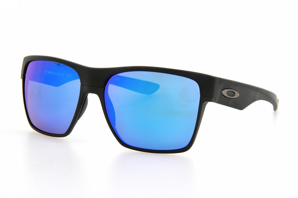 c513a443c9 Oakley 9350 Two Face XL 935005 black sapphire iridium polarized