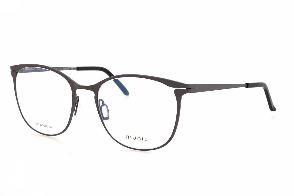 munic eyewear 891 2 Twin Style Titan col 33 matte grey
