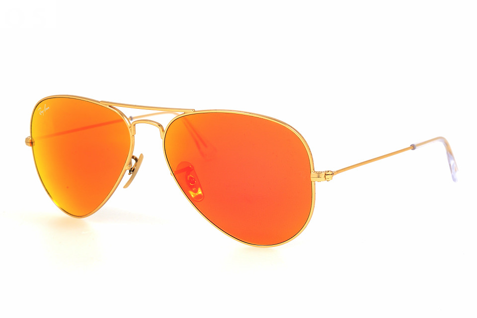 RayBan-Pilotenbrille-