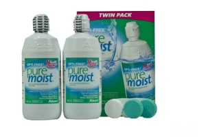 Opti-Free puremoist  Twin Pack