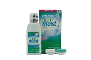 Opti-Free puremoist Travel Pack
