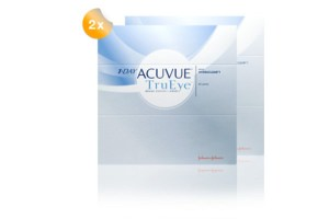Set 2x 1Day Acuvue True Eye 90-Pack