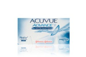 Acuvue Advance for Astigmatism 6-Pack