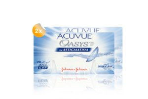 Set 2x Acuvue Oasys for Astigmatism