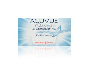 Acuvue Oasys with Hydraclear Plus 6-Pack