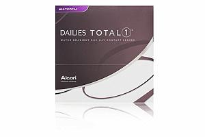 Dailies Total 1 Multifocal 90-Pack
