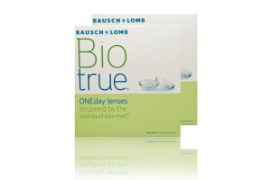 Set 2x Biotrue Oneday Lenses 90-Pack