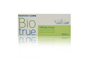 Biotrue Oneday Lenses 30-Pack