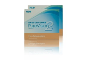 Set 2x PureVision for Astigmatism 6-Pack