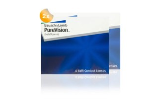 Set 2x PureVision 6-Pack