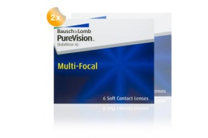 Set 2x PureVision Multifocal 6-Pack