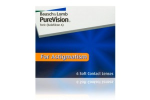 PureVision Toric 6-Pack