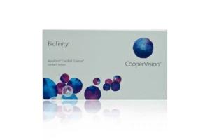 Biofinity 6-Pack