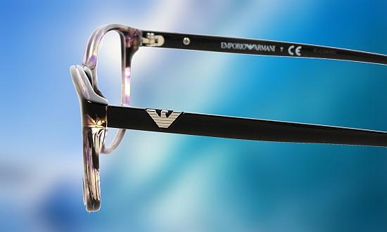2018 die Acetatbrille fein gefertigt