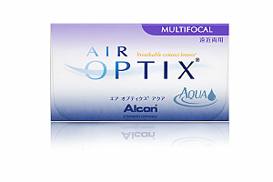 Air Optix Aqua Multifokal 6-Pack