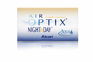 AIR OPTIX Night & Day  Aqua 6-Pack