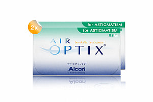 Set 2x Air Optix for Astigmatism 6-Pack
