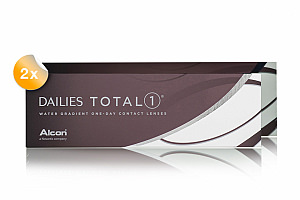 Dailies Total 1 Set 2x30-Pack