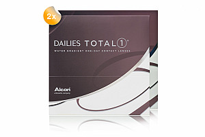 Dailies Total 1 Set 2x90-Pack