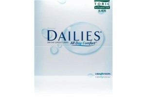 Focus Dailies All Day Comfort Toric 90-Pack