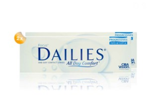 Focus Dailies All Day Comfort Progressiv Set 2x30