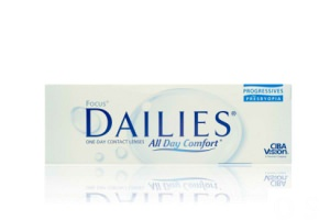 Focus Dailies All Day Comfort Progressiv 30-Pack