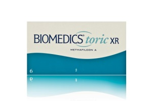 BIOMEDICS Toric XR 6-Pack
