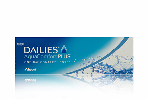 Dailies Aqua Comfort Plus 30-Pack