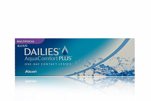 Dailies Aqua Comfort Plus Multifocal 30-Pack