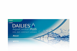Dailies Aqua Comfort Plus Toric 30-Pack