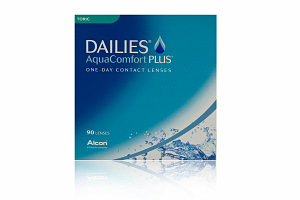 Dailies Aqua Comfort Plus Toric 90-Pack