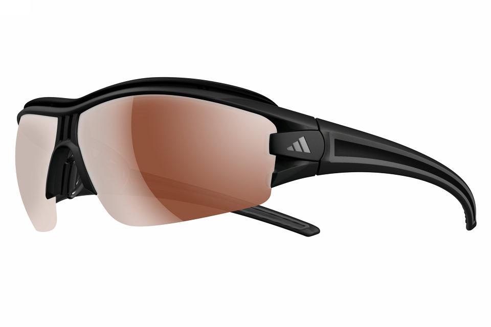 adidas Performance Adidas Performance Herren Sonnenbrille »Evil Eye Halfrim Pro S A168«, schwarz, 6068 - schwarz