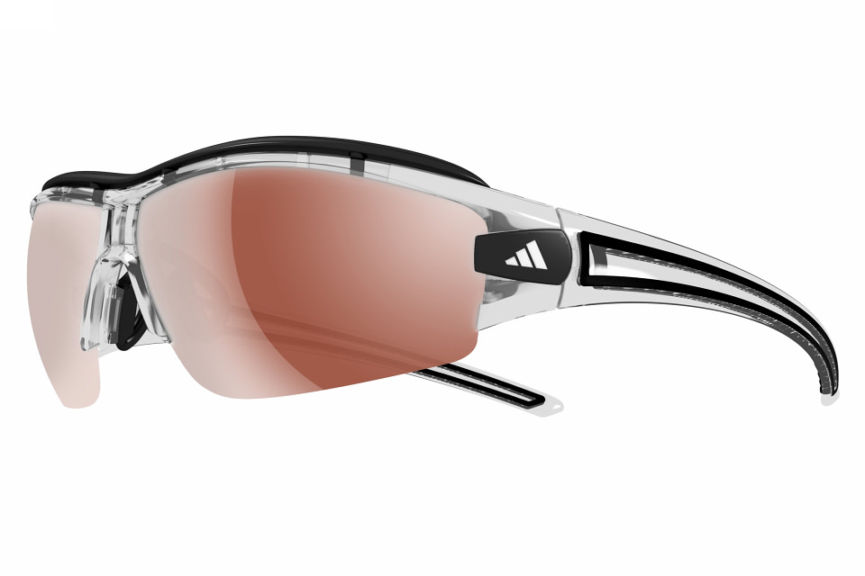 adidas Performance Adidas Performance Sonnenbrille »Evil Eye Halfrim Pro XS A180«, schwarz, 6050 - schwarz