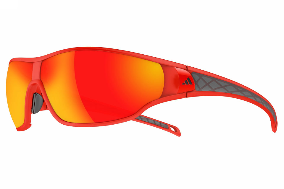 adidas Performance Adidas Performance Sonnenbrille »Tycane S A192«, rot, 6059 - rot/ orange