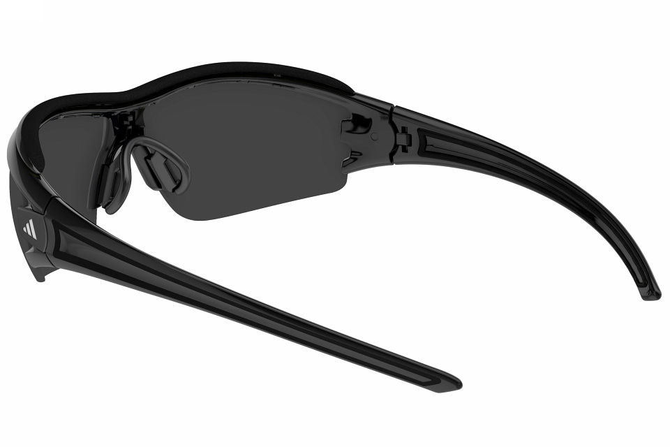 adidas Eyewear Evil Eye Halfrim Pro XS, Farbe Shiny black