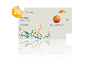 Set 2x Proclear Multifocal 6-Pack