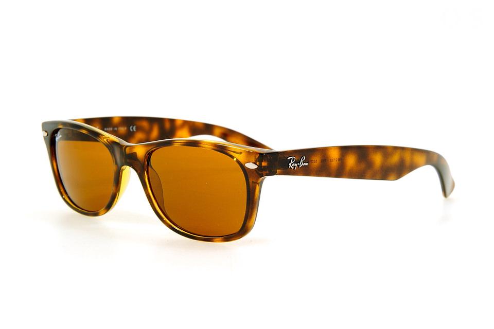 Ray Ban RB2132 710 New Wayfarer 58 Sonnenbrille verglast 7UkKvgn0Og