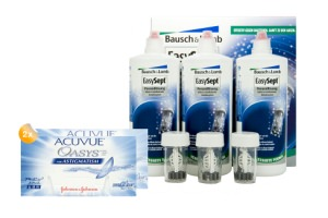 Set 2x Acuvue Oasys for Astigmatism & Easysept Multipack
