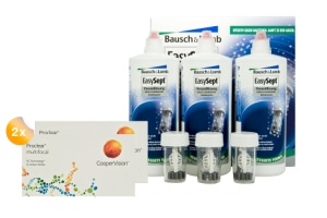 Set 2x Proclear Multifocal & Easysept Multipack
