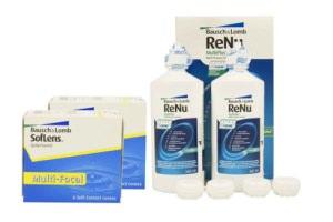 Soflens Multifocal & Renu Multiplus Twinbox