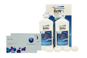 Set 2x Biofinity & Renu Multiplus Twinbox