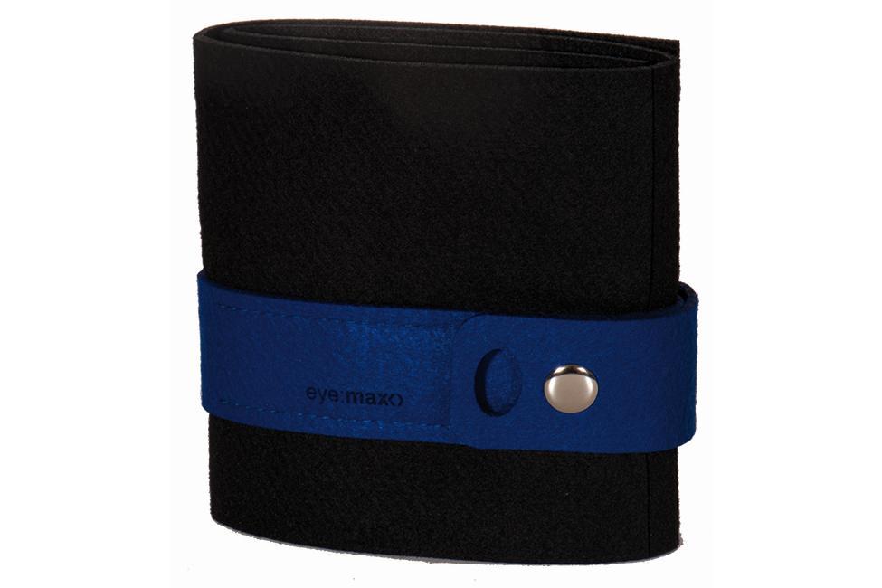 eye max b gel b gel etui eye max 5709 b geltasche schwarz blau we07. Black Bedroom Furniture Sets. Home Design Ideas